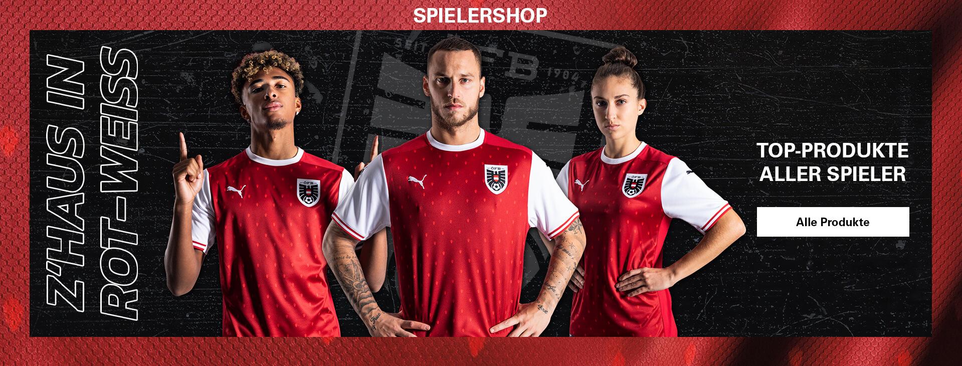 92d5038ccb5bb Im offiziellen Fanshop des Österreichischen Fußball-Bundes findest du alles  rund um das Österreichische Fußball Nationalteam. Von der offiziellen  Match- und ...